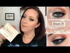 (127) Kathleen Lights x ColourPop Dream St. Tutorial - YouTube