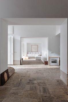 Interior. Lisboa. Arquitecto Manuel Aires Mateus.