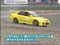 Jun Mitsubishi Evo extreme Drift!!!