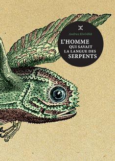 couverture du livre L'Homme qui savait la langue des serpents