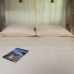100% cotton sheet sets made specifically to fit the mattresses in Airstream  travel trailers! 887376e50