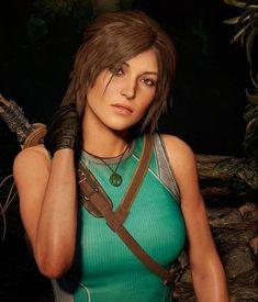 Tomb Raider Cosplay, Tomb Raider Lara Croft, Video Game Characters, Female Characters, Tomb Raider Video Game, Tom Raider, Resident Evil Girl, Video Games Girls, Mileena