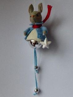 Pieter kerstbal - Pakket van Atelier Duimelotje