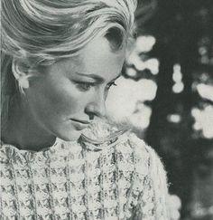 Paola of Belgium.  Vogue, 1962.