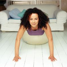 Do this total-body, fat-blasting circuit in your living room WHILE WATCHING TV–no equipment required!
