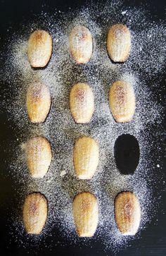 Orange Blossom Madeleines | On a Sweet Sugar Rush