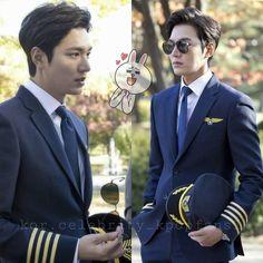 "LEE MIN HO ...Why you handsome.. on ""The Legend of the Blue Sea"" (푸른 바다의 전설) Coming soon #koreandrama #kdrama #kpopshoutout #kpopfans1틱 #SBS"
