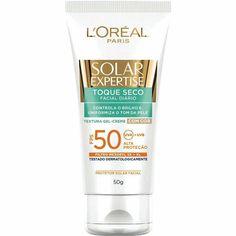 A pele do rosto é a mais exposta ao sol, por isso precisa de proteção todos os dias. O Protetor Solar Facial L'Oréal Solar Expertise age contra os raios UVA e UVB e previne a pele do envelhecimento. Oferece textura sérum leve e invisível com absorção imediata, exatamente do jeito que você precisa para aplicar rapidamente antes da maquiagem. Cuide ainda mais da sua pele com o Solar Expertise L'Oréal.