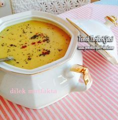 Çeşm-i Nigar Çorbası Tarifi – Sulu yemek – The Most Practical and Easy Recipes Soup Recipes, Dinner Recipes, Cooking Recipes, Turkish Recipes, Ethnic Recipes, Eastern Cuisine, Food Articles, Iftar, Everyday Food