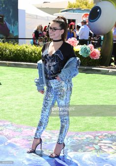 Actress Madisyn Shipman attends the premiere of 'Smurfs: The Lost Village' at ArcLight Cinemas on April 2017 in Culver City, California. Cree Cicchino Bikini, Beautiful Celebrities, Gorgeous Women, Nickelodeon Girls, Raw Women's Champion, Black Girl Art, Teen Actresses, Female Stars, Teen Models