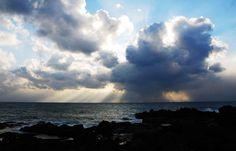 해안도로, 제주도, 2012.01