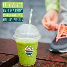 Le saviez-vous ? Le kiwi est un complément nutritionnel idéal pour vous accompagner dans vos exploits sportifs ! Kiwi, Athlete