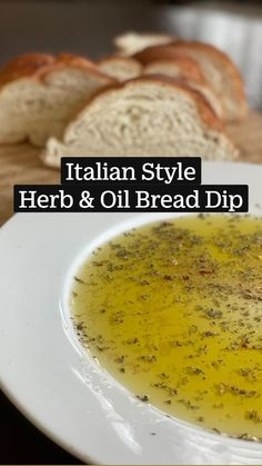 Italian Appetizers, Best Appetizers, Appetizer Recipes, Dinner Recipes, Olive Oil Dip For Bread, Healthy Snacks, Healthy Recipes, Italian Bread, Italian Cooking
