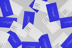 Output – Branding by Tribeca Studio