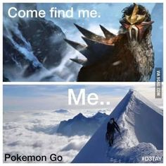 Well, here comes another Pokemon Go related image