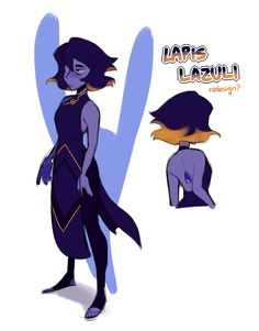 i saw ppl doing gem redesigns and it looked like fun, so I scribbled a quick lil thing :-0