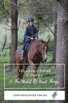 In this episode, I explore how it is that our horses provide us with a training ground for life, and how the skills that we develop are transferable to every other area that we involve ourselves in, whether we are aware of it or not. >> Confident Rider - mindset, movement and nervous system awareness for equestrians Grounded For Life, Emotional Resilience, Nervous System, Good Times, Equestrian, Confident, Riding Helmets, Mindset, Hold On