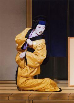 Nakamura Tokizo V as Kuzu-no-ha Abe no Seimei's mother was a fox: kabuki at National Theatre of Japan | The Japan Times