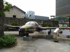 Cessna A-37 Dragonfly at the War Remnants Museum HCMC