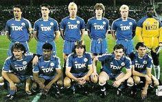 Equipos de fútbol: AJAX DE ÁMSTERDAM contra Olympique de Marsella 06/04/1988