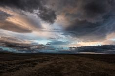 Visit Canada, Iceland, Clouds, Sky, Display, Celestial, Sunset, Places, Outdoor