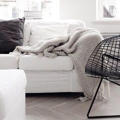 Wool. Grey