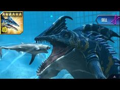 PLOTOSAURUS - NEW VIP DINO || Jurassic World The Game - YouTube