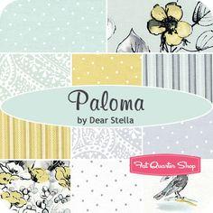 Paloma Fat Quarter Bundle Dear Stella Fabrics - Fat Quarter Shop