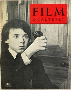Bud Cort in 'Harold and Maude', Film Quarterly, 1971