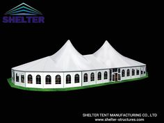 Mixed Party Tent | 25x50m