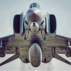 Air Race, The Mighty Phantom With Attitude! Military Jets, Military Weapons, Military Aircraft, Air Fighter, Fighter Jets, Photo Avion, F4 Phantom, Jet Plane, Military Equipment