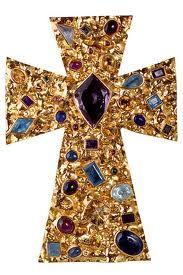 las joyas eran usadas tambien para ostentar el poder