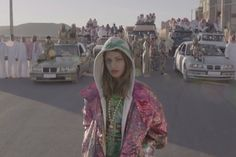 M.I.A. – Bad Girls (Behind The Scenes) | Video