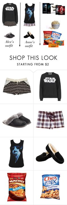 """""""Dancing With Danger #9"""" by jazmine-bowman on Polyvore featuring Splendid, Topshop, UGG Australia, Xhilaration, Goodie Two Sleeves, Junk Food Clothing, Hershey's and Waring"""