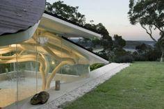 Leaf House - Incredible Design and Original Architecture in Sidney, Australia #australia #house