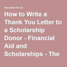 Scholarships, Grants, Loans Resources