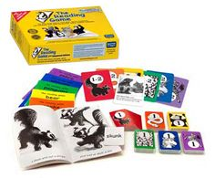 For Beginning and Struggling Readers! This fast-action memory card word game, picture flashcards and storybooks work together to make learning to read fun! Reading Games, Reading Skills, Guided Reading, Reading Activities, Sight Word Flashcards, Rainbow Resource, Quick Reads, High Frequency Words, Struggling Readers
