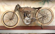 1915 Harley-Davidson Factory Board Track Racer