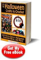12 Halloween Crafts to Crochet: DIY Home Decor, Halloween Costume Ideas, and More | AllFreeCrochet.com
