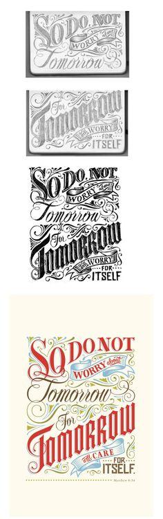 CUSTOM LETTERS, BEST OF 2011, DAY THREE — LetterCult