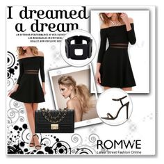 Romwe III/5 by m-sisic on Polyvore featuring polyvore fashion style clothing