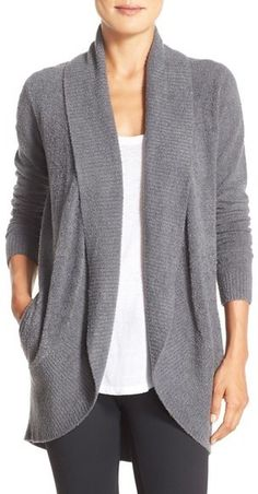 Barefoot Dreams ® Barefoot Dreams 'Circle' Cardigan - on Sale at the #NSale
