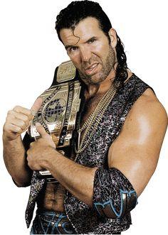 WWF Intercontinental Champion Razor Ramon