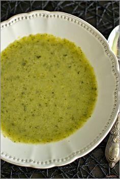 Sweet my Kitchen: Creme de brócolos