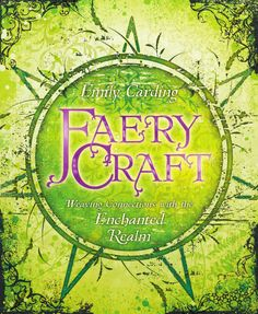 Faery Craft  Weave the Enchanted Realm of Faeries into Your Life   Working with the Faery realm is not about escaping from reality—it is about engaging with it on every level. Prepare to embark on a spiritual journey unlike anything you've ever known! Faery Craft is a comprehensive guide to the modern Faery lifestyle and an essential handbook to human-faerie relations. Brimming with practical and spiritual advice, you'll discover how to use Faery magick, create altars, and find a Faery ally…