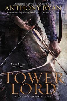 Tower Lord, A Raven's Shadow - Recension på JLFantasy.se