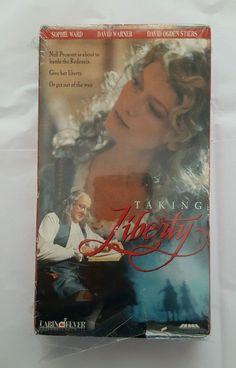 Taking Liberty (VHS, 1994) Sophie Ward, David Warner in DVDs & Movies, VHS Tapes | eBay