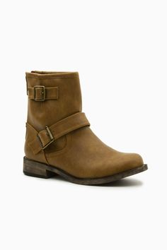 ShopSosie Style : Walker Boots in Tan - $49.00