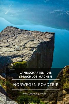 Norwegen ᐅ Landschaften, die sprachlos machen Exploring Norway by car is a must. Here you get all the tips for an unforgettable road trip! Places To Travel, Places To See, Travel Destinations, Lofoten, Norway Roadtrip, Places In Boston, Camping Photography, Explorer, Vacation Resorts