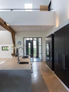 Rustic Kitchen Design, Cuisines Design, Küchen Design, Design Ideas, Kitchen Styling, Kitchen Interior, Home And Living, Home Kitchens, Interior Architecture